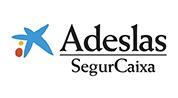 Logo aseguradora Adeslas SegurCaixa