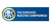 Logo aseguradora DAS Seguros