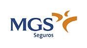 Logo aseguradora MGS Seguros