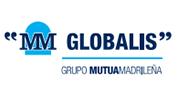 Logo aseguradora MM Globalis, Grupo Mutua Madrileña